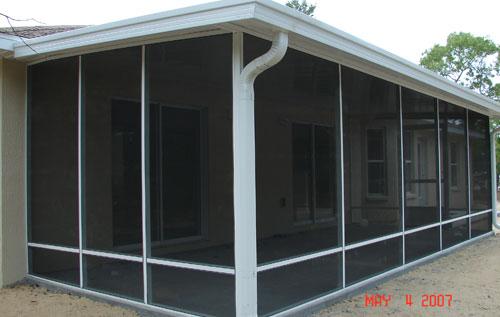Central Florida Roofing Aluminum Carports Lanais Pool
